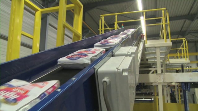 5000 Petfood 10kg - SYMACH Palletizers