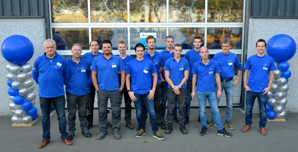 SYMACH Service Team